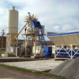 Введена в експлуатацію бетонозмішувальні установка УБС-16