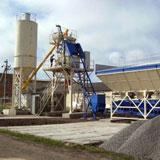 Есть первые 200 тыс кубов бетона, произведенных на установке УБС-90x2