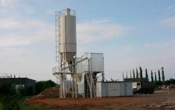 Быстромонтируемая бетоносмесительная установка УБС 16