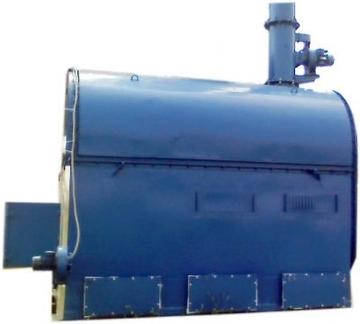 Разработан, изготовлен и введен в эксплуатацию новый теплогенератор