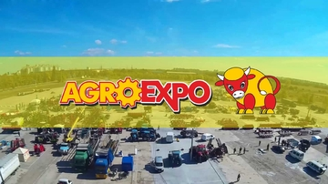 AgroExpo 2017 - The largest agroexhibition in Ukraine!