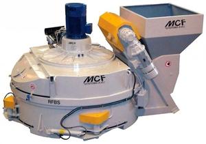 Планетарно-роторные бетоносмесители серии PGM