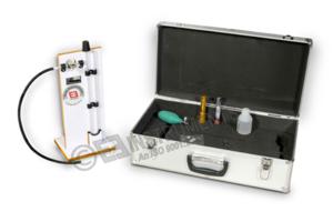 Аппарат Блейна для определения воздухопроницаемости