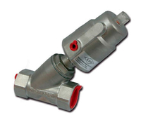 Seat valve to liquid dispensers