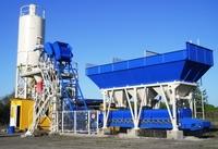 Быстромонтируемая модульная бетоносмесительная установка УБС-12