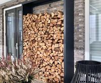 Ящик для дров 50 x 38,5 x 150 см