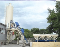 Concrete mixing plant CMP-16