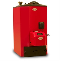 Pellet boiler - ULMA ECO 20 KW + ULMA2000 TCA 2 Burner