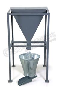 V Funnel Apparatus