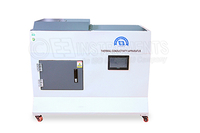 Thermal conductivity test apparatus for aac blocks (astm c177)