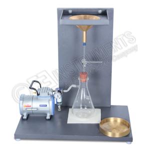 Аппарат для проверки удержания воды
