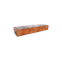 Water table rectangular 300 x 100 x 40 cm